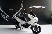 Pesanan Honda PCX 150 Mulai Menumpuk dari Jawa Timur