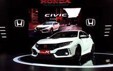 Civic Type R Laris, Honda Tersenyum