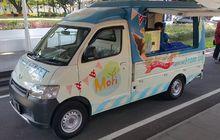 110 Unit Gran Max Dimodifikasi Jadi Mobil Toko