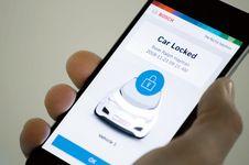 Bosch Ubah Ponsel Jadi Kunci Mobil
