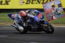 Giliran Yamaha Kibarkan Merah Putih di Ajang Balap Asia