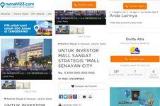 Viral di Media Sosial, Agung Podomoro Bantah Senayan City Dijual