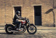 Godaan Baru dari Triumph Model Klasik Modern