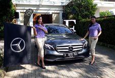 'Bekal Berkelas' Mercedes-Benz E-Class