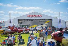 Pengakuan untuk Mesin Jet Honda