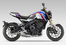 Motor Telanjang 1.000 Cc Honda Bersiap Debut