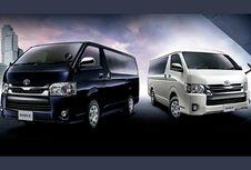 Sentuhan Terakhir Toyota untuk Hiace Sebelum Ganti Model