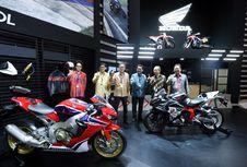 Honda CBR1000RR Fireblade Colek Orang Kaya Indonesia