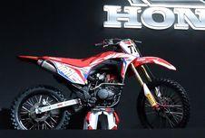 'Kode Keras' Kehadiran Motor Trail 150 Cc Honda