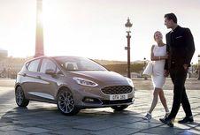 Ford Resmi Luncurkan Fiesta Terbaru