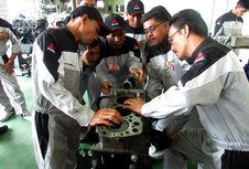 Motivasi untuk Mekanik Kendaraan Niaga Mitsubishi