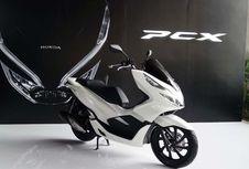 Honda PCX 150 Belum jadi Barang Ekspor
