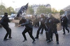 Pilpres Perancis Ricuh setelah Macron dan Le Pen Unggul
