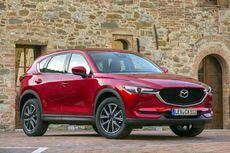 Mazda Siap Lepas CX-5 Generasi Kedua