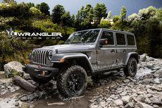 Jeep Wrangler Terbaru Bakal Punya Mesin 2.0 L