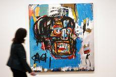 Catat Rekor Termahal, Lukisan Karya Basquiat Terjual Rp 1,48 Triliun