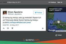 Mereka yang Pertama Mengabarkan Ledakan Bom Kampung Melayu via Twitter