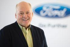 Berapa Sih, Gaji Bos Ford yang Baru?