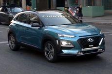 Tampang Jelas Hyundai Kona