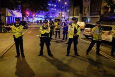 Jemaah Masjid Jadi Sasaran Serangan di Finsbury Park, PM May Bereaksi