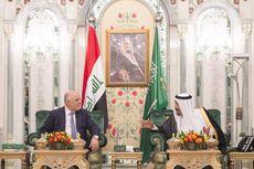 PM Abadi Bertemu Raja Salman, Irak dan Arab Saudi Capai