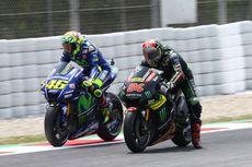 Celoteh Rossi Soal Kencangnya Pebalap Yamaha Tech 3