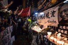 Kenang Liu Xiaobo, Ribuan Warga Hong Kong Turun ke Jalan