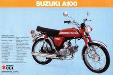 "Bernostalgia Lihat Motor Suzuki ""Jadul"""