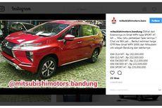 Harga dan Varian Lengkap, Mitsubishi Umbar Pemesanan Expander