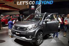 Bocoran Harga Toyota Rush Terbaru, Naik Rp 5 Juta