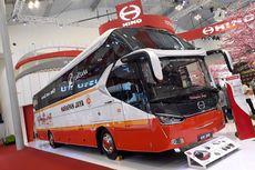 Hino Kerek Target Jualan Bus 30 Persen