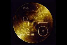 Dengarkan Suara Piringan Emas yang Dikirim oleh Bumi ke Antariksa