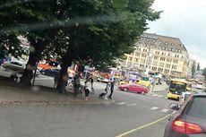 Sejumlah Warga Ditikam di Turku, Pelaku Ditembak Sebelum Dibekuk