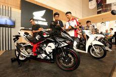 CBR250RR Jadi Bintang Honda Selama Pameran