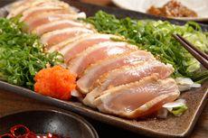 Meski Ngetren, Inilah Mengapa Anda Sebaiknya Tidak Makan Sashimi Ayam