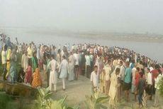 Kapal Penumpang Terbalik di Sungai Yamuna, Setidaknya 20 Orang Tewas