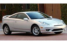 Toyota Patenkan Nama Celica, untuk Apa?