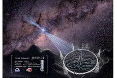 Inilah Penemuan Pertama dari Teleskop Terbesar di Dunia