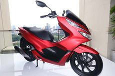 Simak Spesifikasi Generasi Ketiga Honda PCX 150