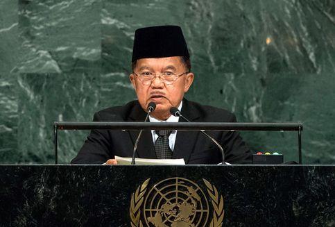 Ketika Jusuf Kalla Angkat Indonesia di Hadapan Majelis Umum PBB
