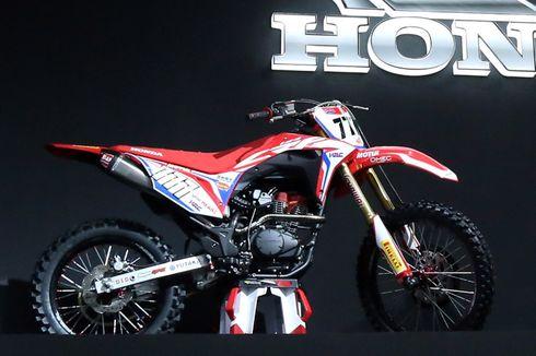 Trail 150cc Honda Pakai Mesin Lawas