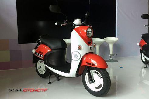Yamaha indonesia Belum Mau Produksi Motor Listrik