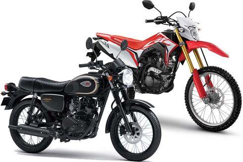 Kawasaki W175 Saingan Harga Honda CRF150L