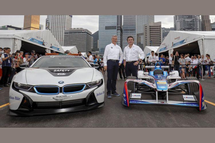 BMW memutuskan ikut serta dalam ajang Formula E.