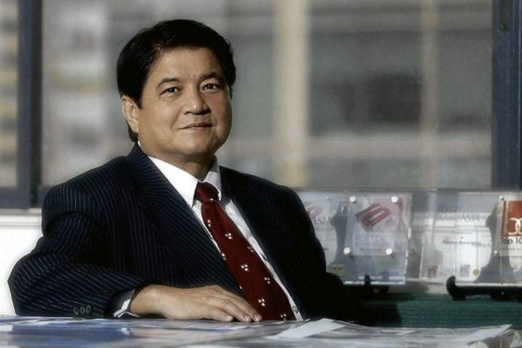 Arsitek terkemuka  Filipina  Felino Palafox Jr.