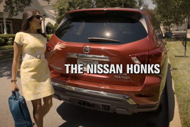 Nissan perkenalkan teknologi untuk mengingatkan pengemudi telah atau mungkin meninggalkan barang bawaan di kursi belakang.