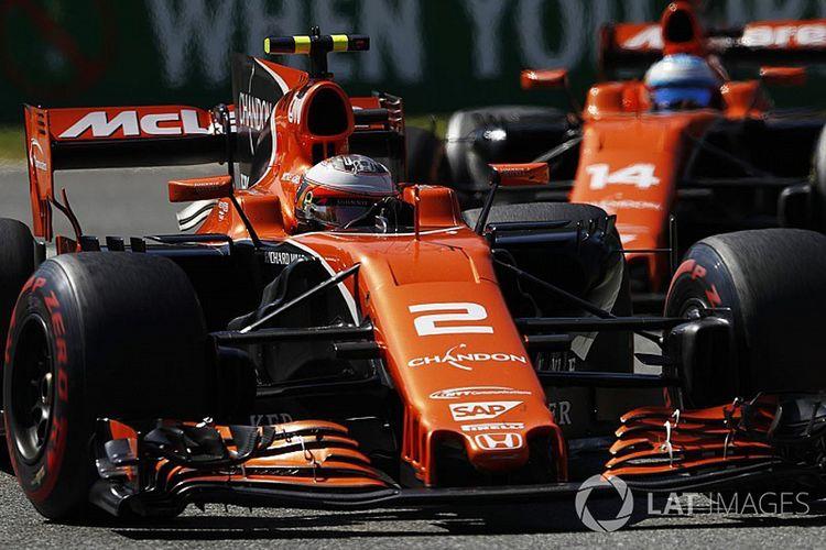 Tim McLaren F1 pertimbangkan bikin mesin sendiri. Frustasi?