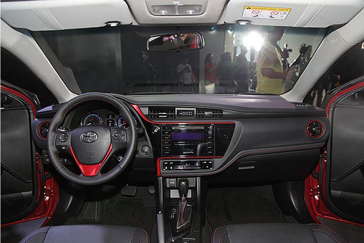 Toyota corolla Altis X pekanbaru
