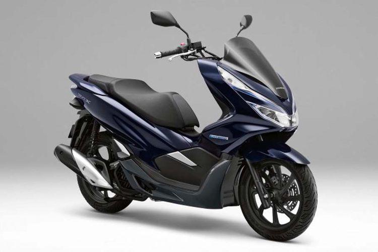 Honda PCX Hybrid.(Honda)