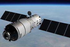 Stasiun Luar Angkasa China Diperkirakan Jatuh ke Bumi Akhir Tahun